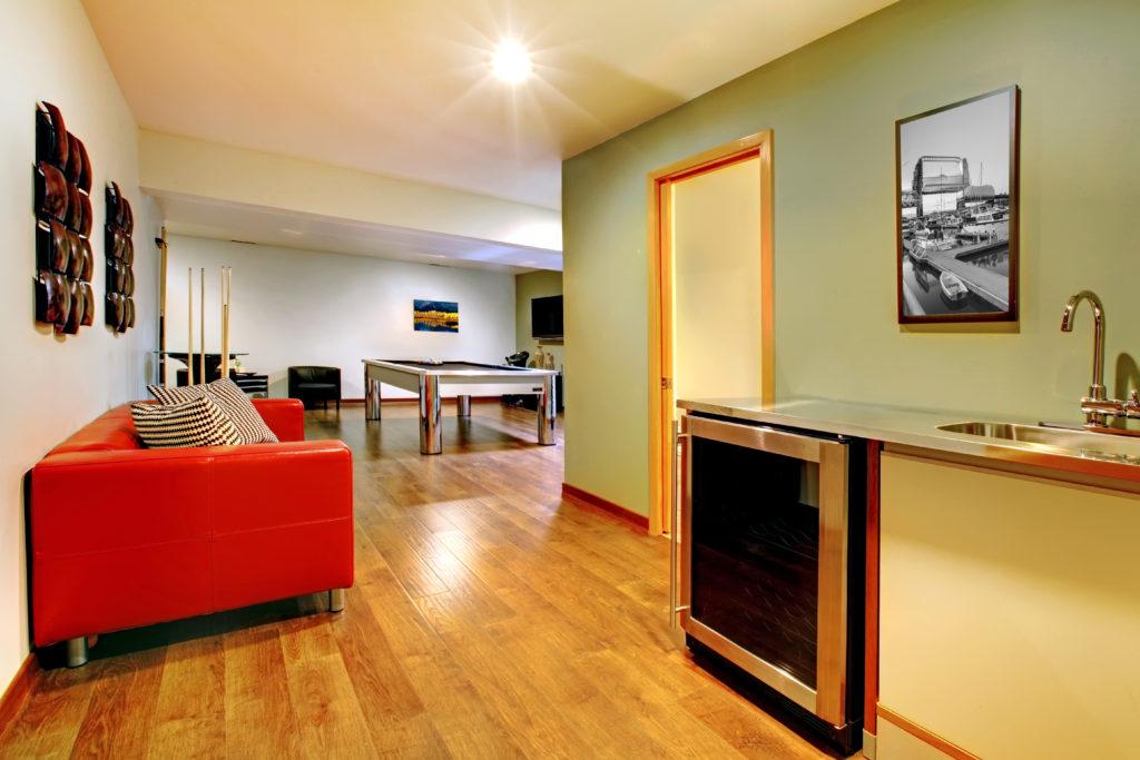 basement remodeling contractor sterling va